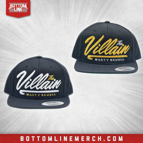 "Marty Scurll ""Villain Script"" Hat"