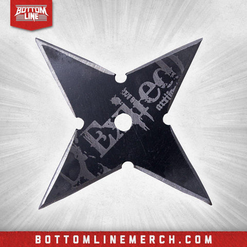 "Masada ""Exhile"" Throwing Star"