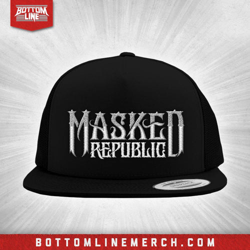 "Masked Republic ""MR Logo"" Trucker Hat"