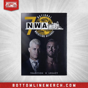 "National Wrestling Alliance ""70th Anniversary"" DVD"