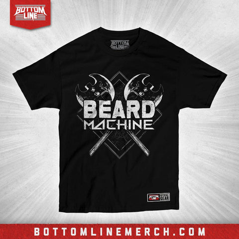 "Raymond Rowe ""Beard Machine"" Shirt"
