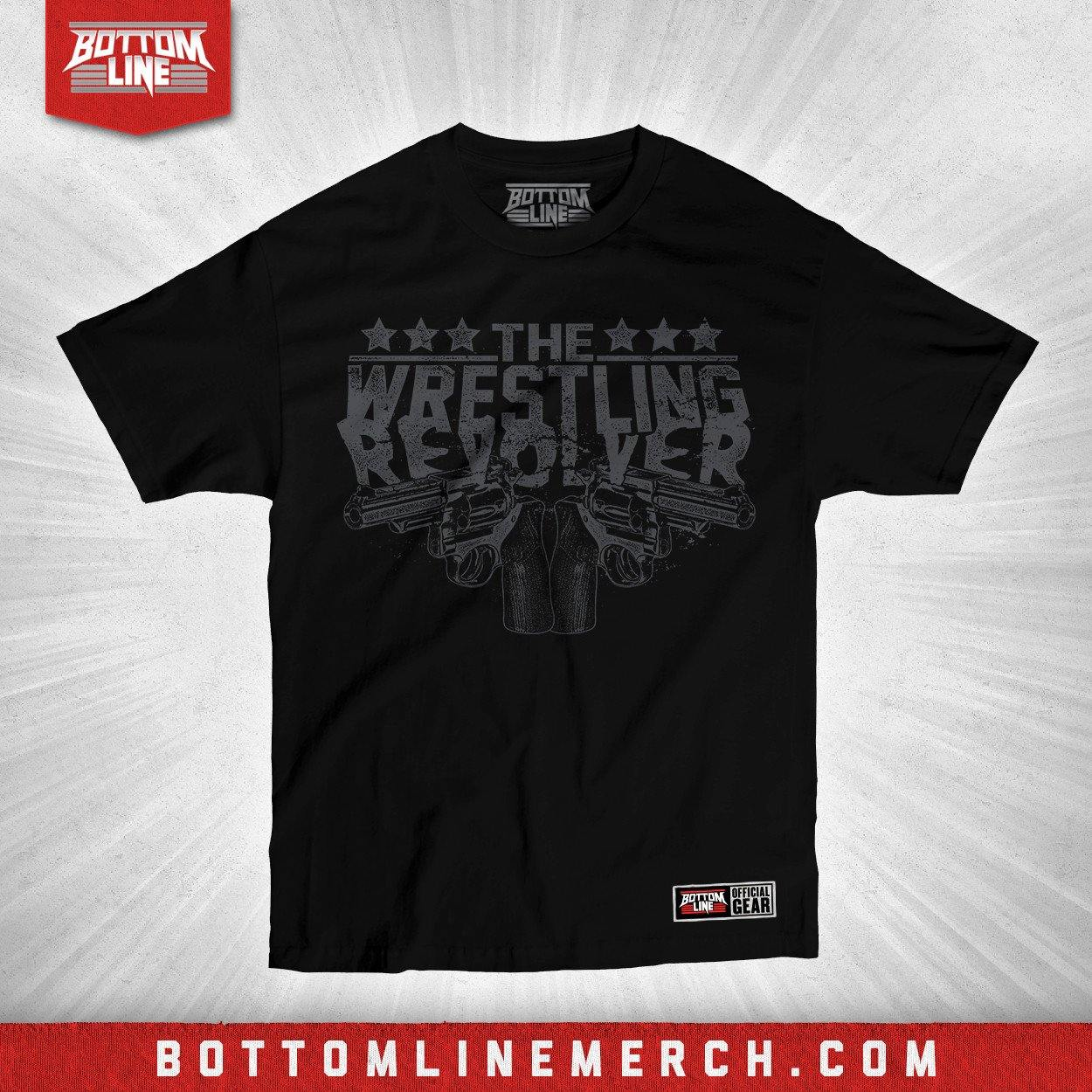 "The Wrestling Revolver ""Revolvers"" Shirt"