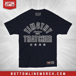 "Timothy Thatcher ""Heavyweight"" Shirt"