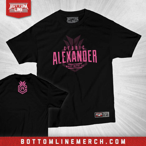 "Cedric Alexander ""Charlotte Athletic"" Shirt"