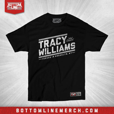 "Tracy Williams ""Forged in Brooklyn"" Shirt"