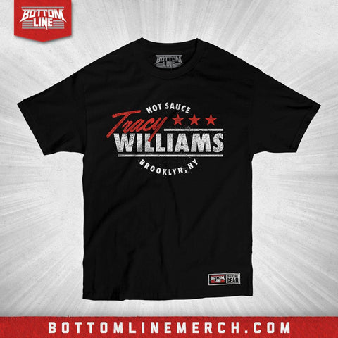 "Tracy Williams ""Hot Sauce Presidential"" Shirt"