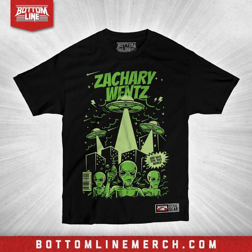 "Zachary Wentz ""Comic Book"" Shirt"