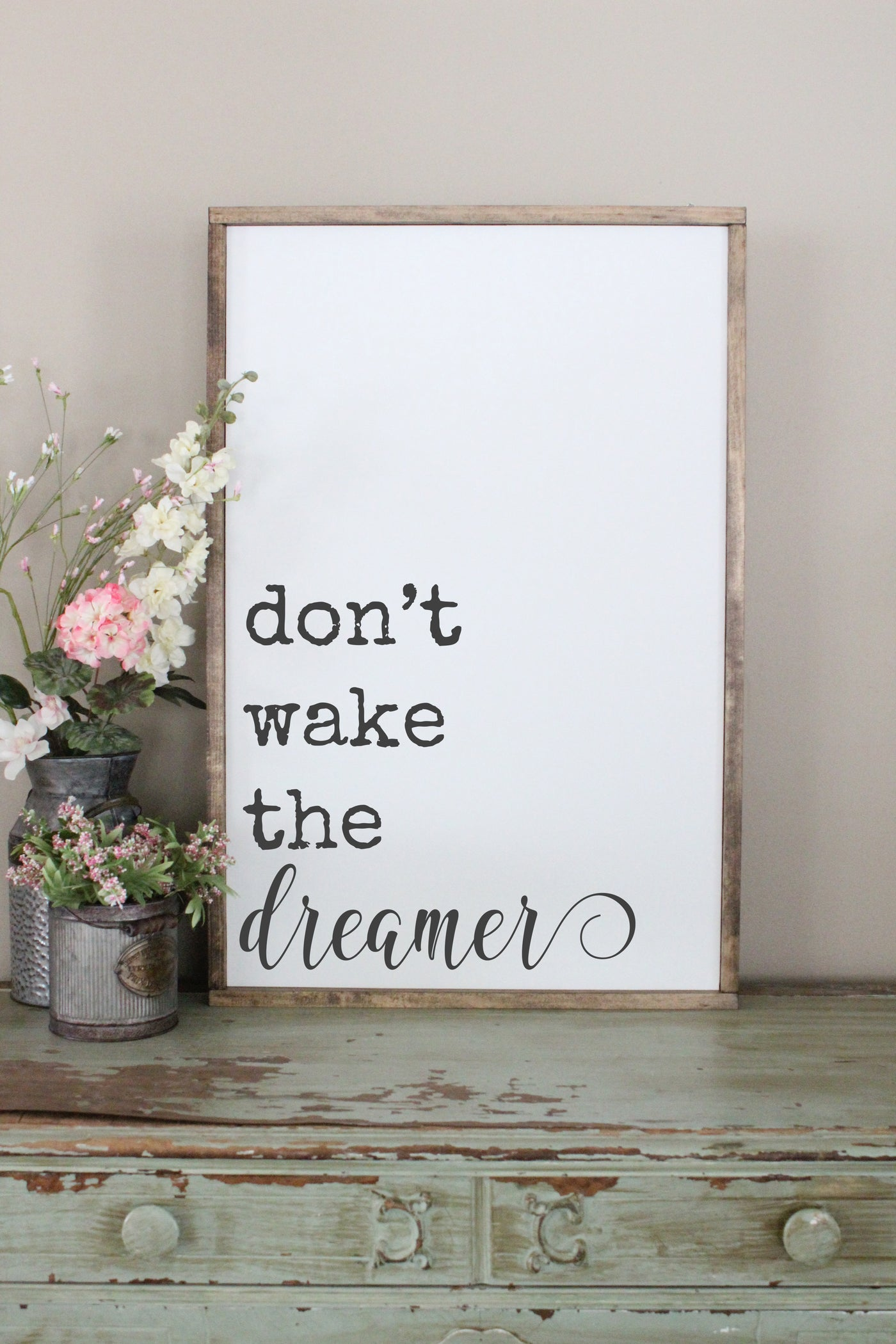 don't wake the dreamer Crafty Mama Gifts