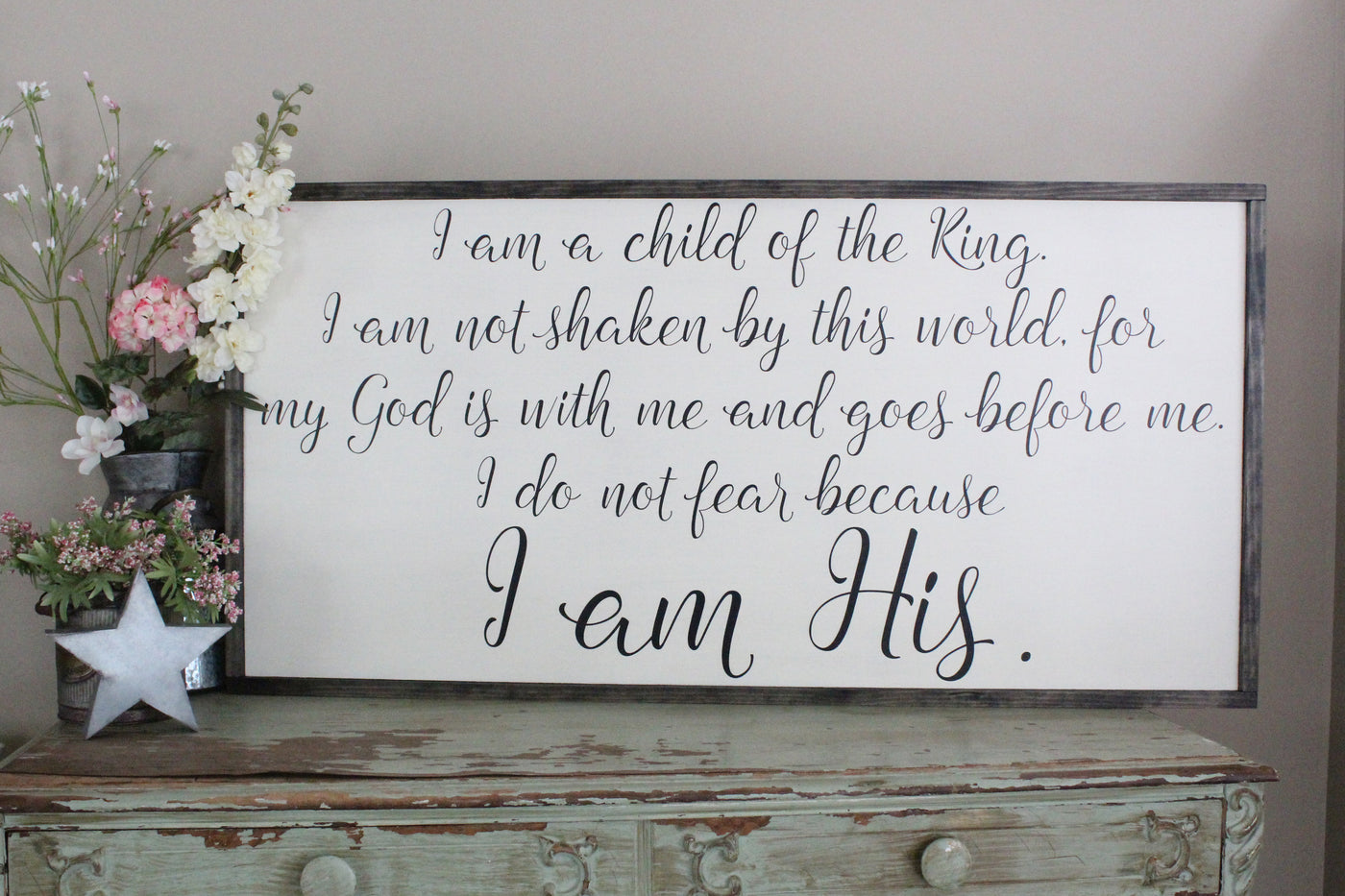 I am a child of the King Crafty Mama Gifts