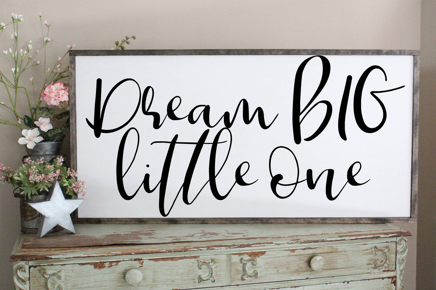 dream big little one Crafty Mama Gifts