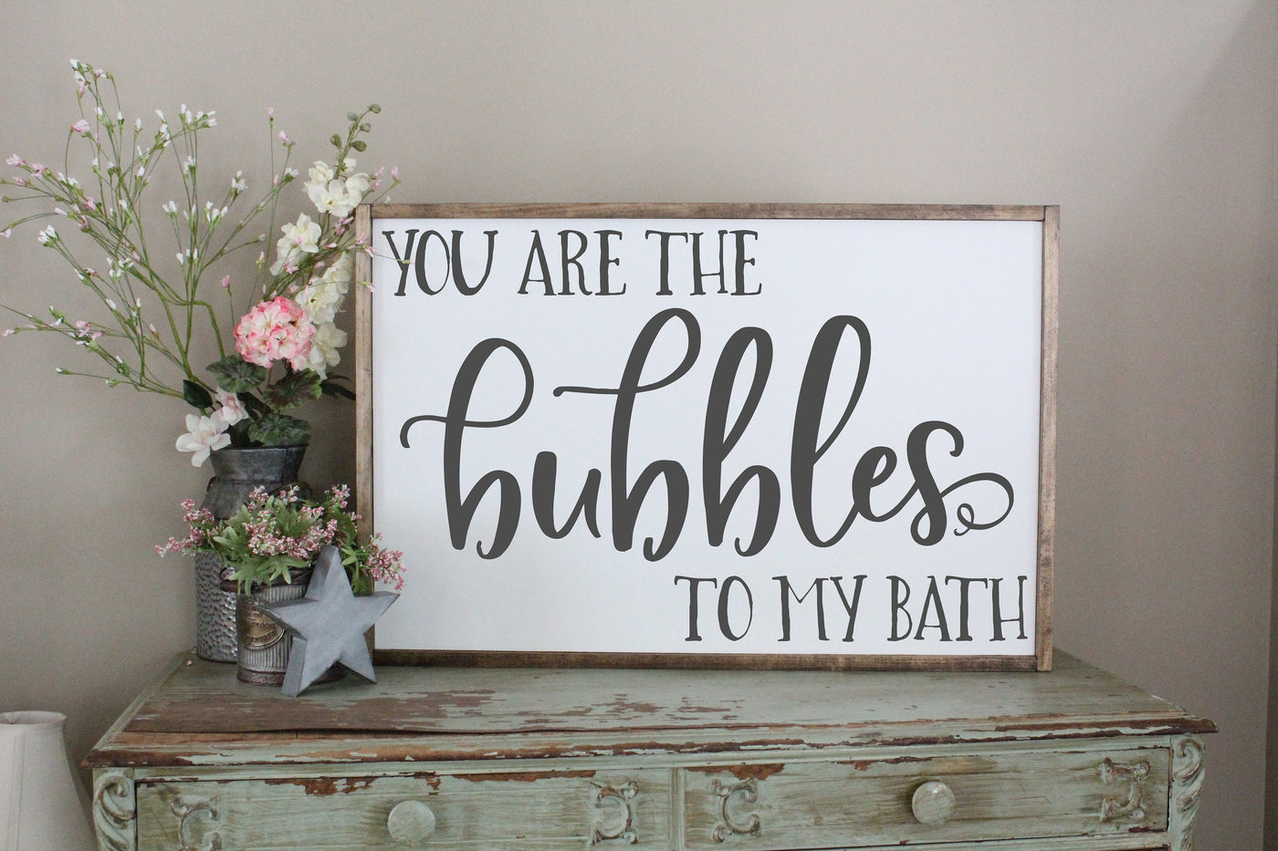 You Are The Bubbles To My Bath Crafty Mama Gifts