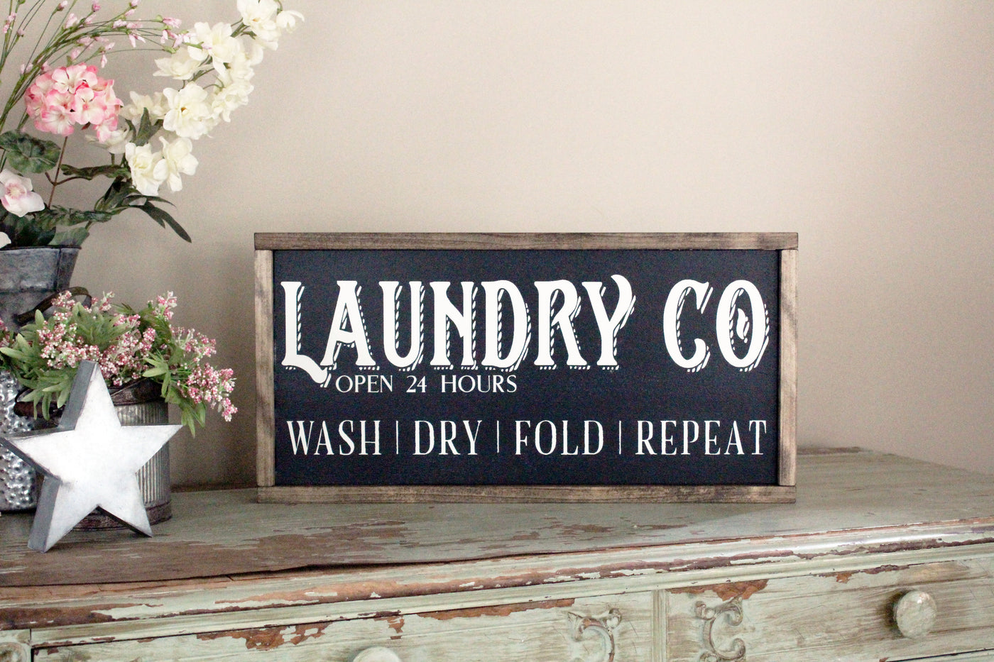 laundry room sign Crafty Mama Gifts