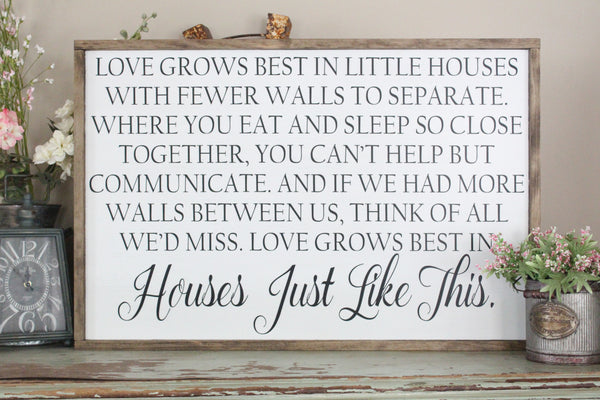 love grows best in little houses crafty mama gifts