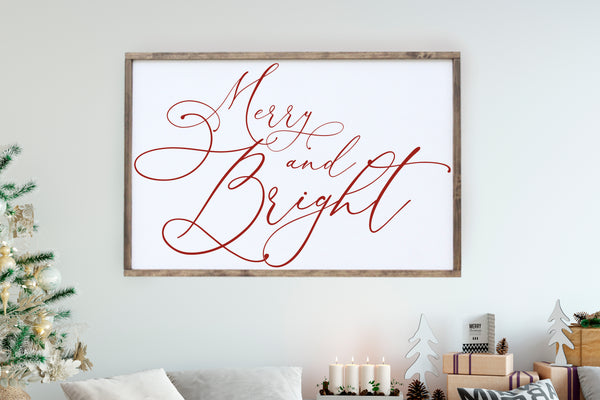 Merry And Bright Crafty Mama Gifts