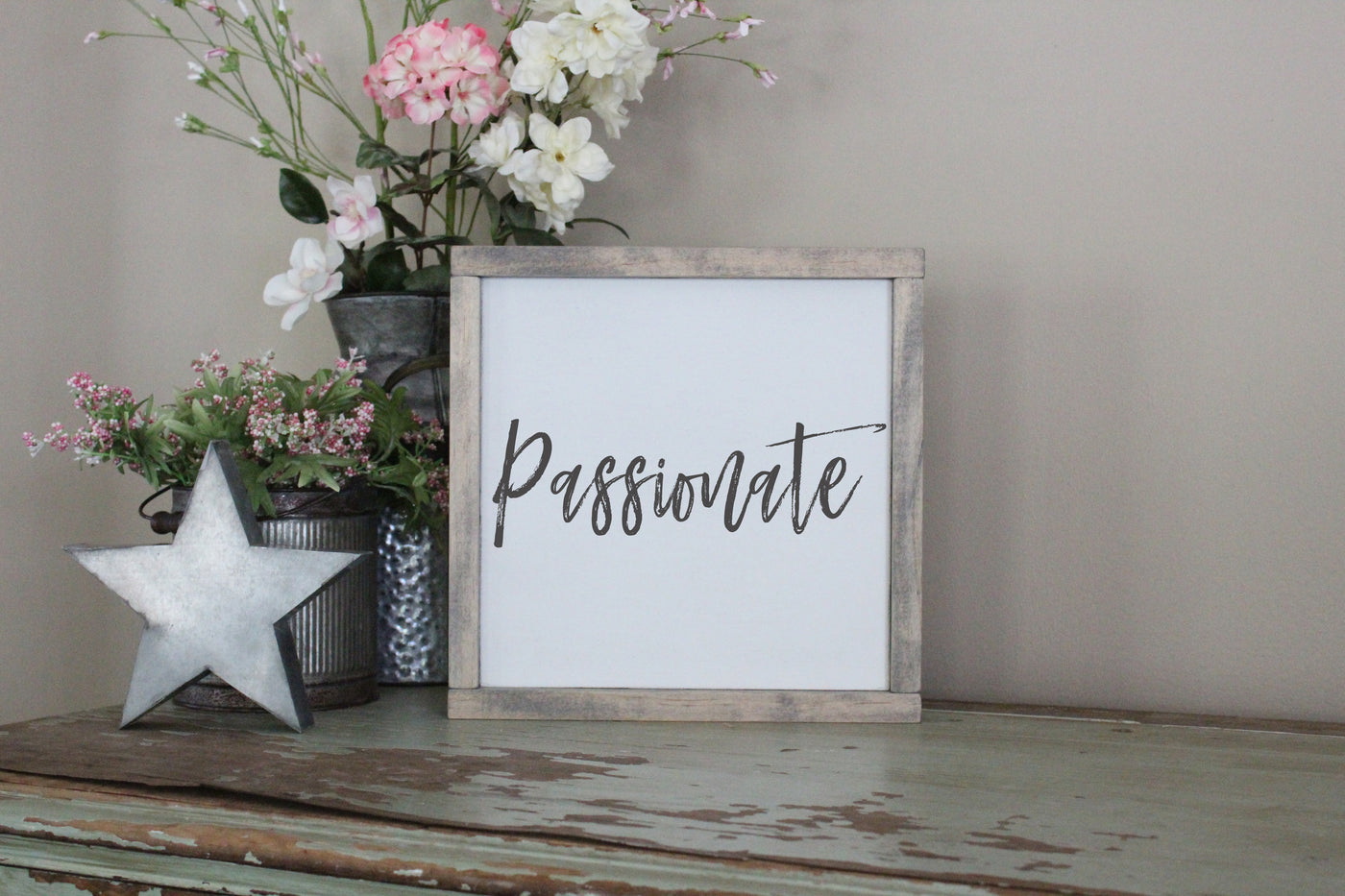 passionate words of affirmation Crafty Mama Gifts