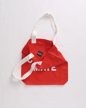 EVERYDAY TOTE - RED