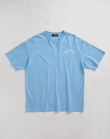 YESTERDAYS TEE - BLUE