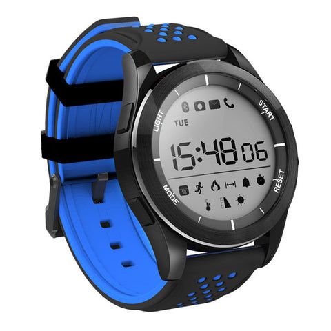 FORNORM F3 Smart Bluetooth Sport Watch Bracelet Waterproof IP68 Outdoor Mode Fitness Tracker Wearable Information Reminder