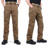S.ARCHON IX9  Cargo Pants Combat Army Trousers Male Casual Many Pockets Stretch Cotton Pants XXXL