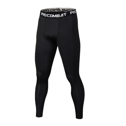New Summer Thermal Casual Pants Men Brand Compression Elastic Fitness Crossfit Male Trousers