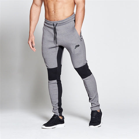 GYMPursue Men's Jogger Brand Casual Pants Muscle Brothers Exercise