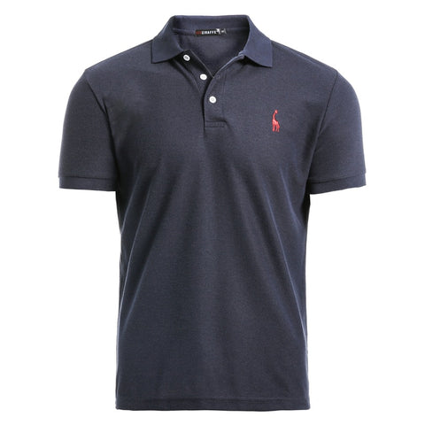 GustOmerD New Man Polo Shirt Mens Casual