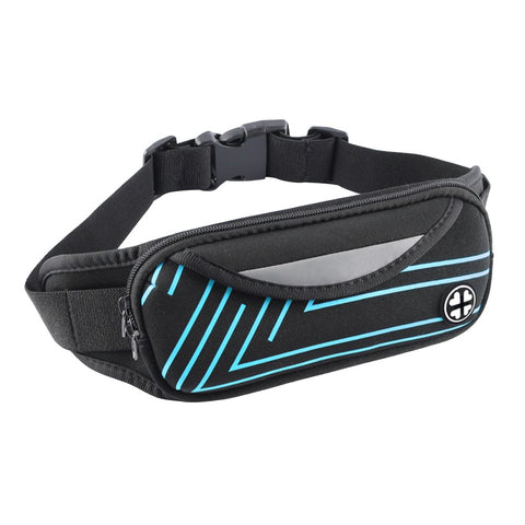 Waterproof Large Capacity Multifunction Waist Pack Bag  for Running Riding Hiking