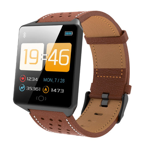 CK19 Smart Bracelet Fitness Tracker Blood Pressure Heart Rate Monitor 1.3 inch Smart Watch Men Women relogio Smart Wristband