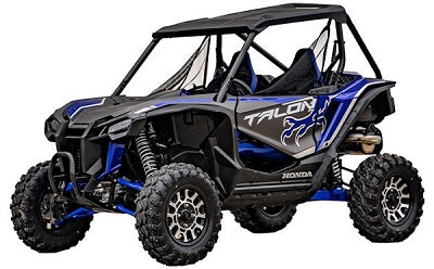 Honda Talon 1000 Stuff