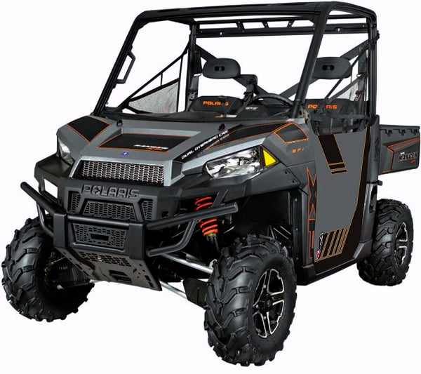 Polaris Ranger 1000 and Diesel Models Stuff