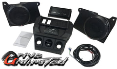 Drive Unlimited 2018 Ranger XP1000 In Dash Stereo System