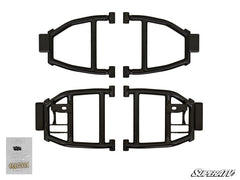 SuperATV Polaris Ranger 1000 High Clearance Rear A Arms