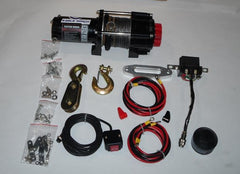 Eagle 2500 Synthetic Rope ATV UTV Winch