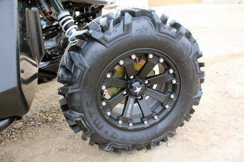 "EFX MotoMTC 28, 30, 32"" Tire & Wheel Kits Mounted"