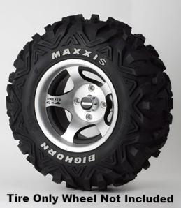 Maxxis Big Horn UTV Tires Raised White Letters