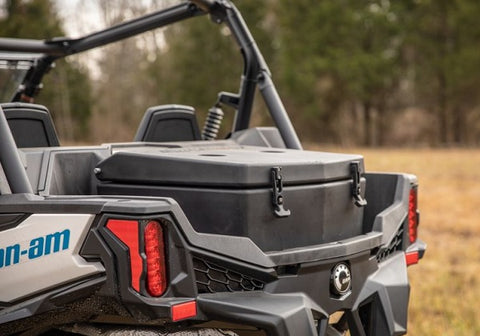 SuperATV Can Am Maverick Trail Rear Cooler Box