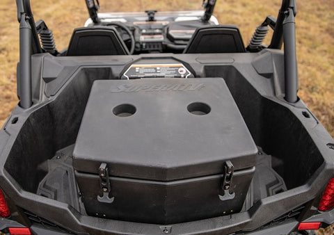 SuperATV Can Am Maverick Trail Rear Cargo Box