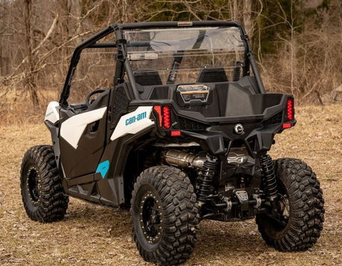 SuperATV Can Am Maverick Trail Rear Shield
