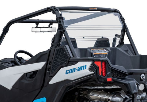 SuperATV Can Am Maverick Trail Rear Windshield