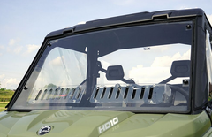 Over Armour Can Am Defender Aero Vent Windshield - CAN-DEF-WD05