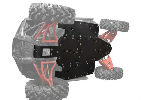 SuperATV Polaris RZR 1000-S Full Skid Plate Kit