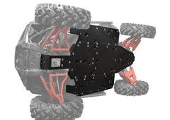 SuperATV Polaris RZR 1000-S UHMW Full Skid Plate Kit