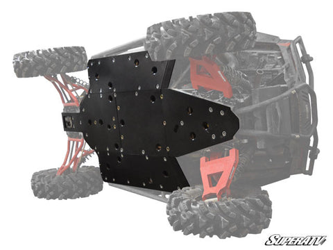 SuperATV Polaris RZR 900-S UHMW Full Skid Plate Kit