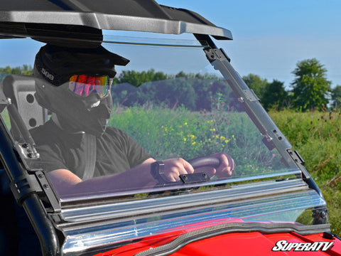 SuperATV Honda Pioneer 500 Scratch Windshield