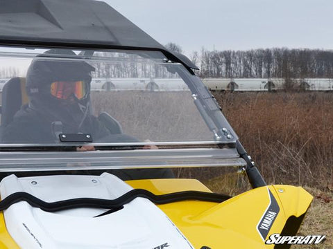 SuperATV Yamaha YXZ 1000R Flip Up Windshield