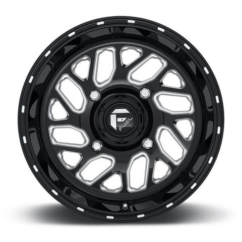 Fuel Off-Road D581 Triton UTV Wheels