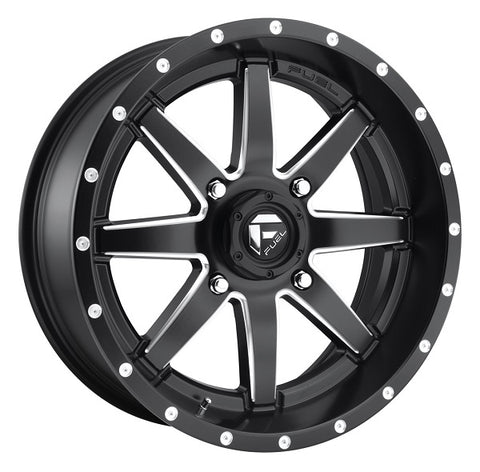 Fuel Off-Road D538 Maverick UTV Wheels 18 Inch