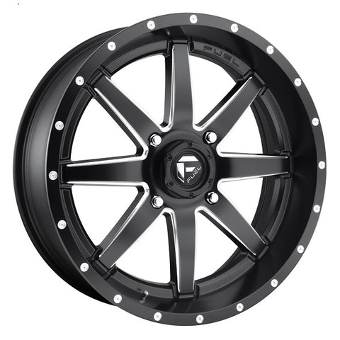 Fuel Off-Road D538 Maverick UTV Wheels 20 Inch