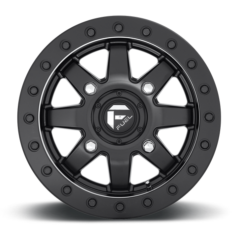 Fuel D936 Maverick Beadlock Wheels - 14x7 15x7
