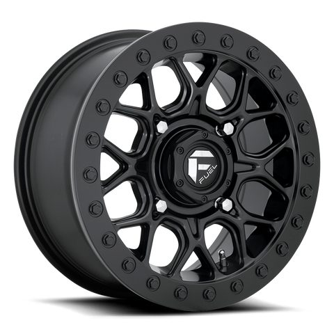 Fuel D916 Tech ATV UTV Beadlock Wheels - 15x7 Inch Rims